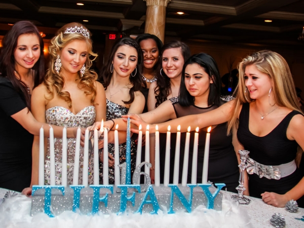 Tiffany - Sweet 16